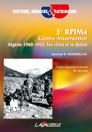 3e RPIMA contre insurrection